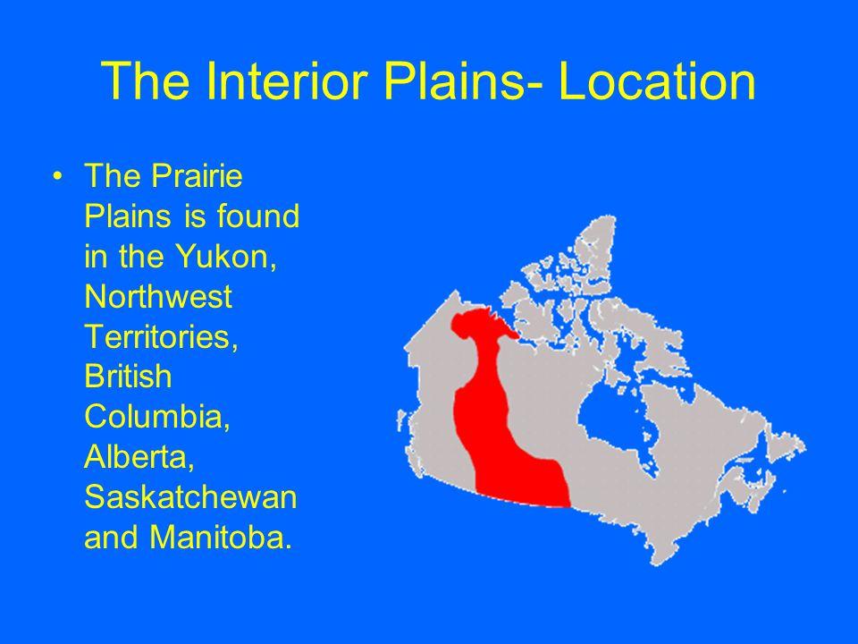 Delightful The Interior Plains  Location