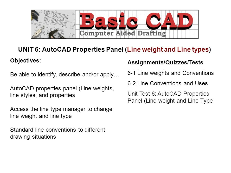 how to change line weights on autocad