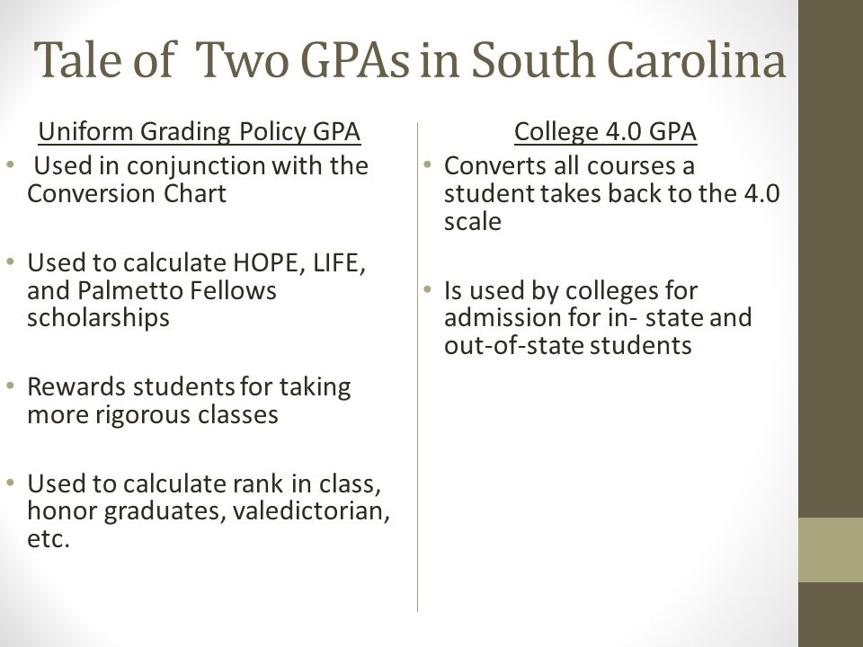 Uniform Grading Policy State Board Of Education April  Ppt Video
