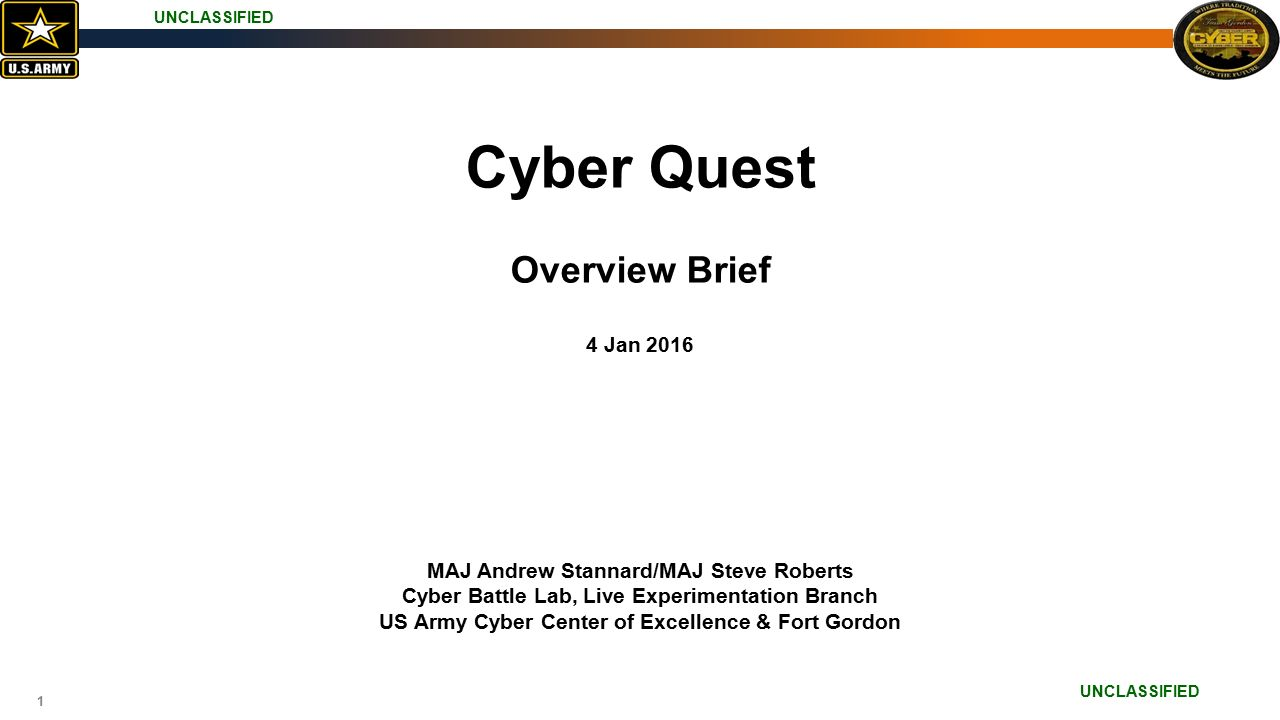 Cyber quest overview brief ppt video online download cyber quest overview brief toneelgroepblik Images