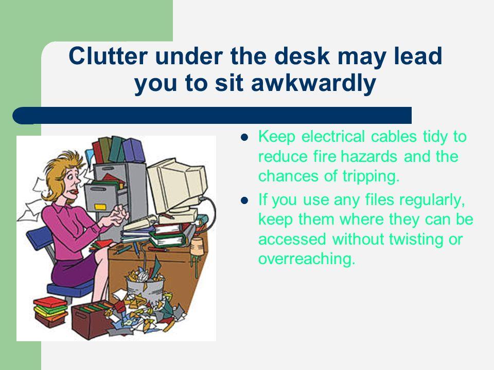 Office Ergonomics Safety Tips Ppt Video Online Download