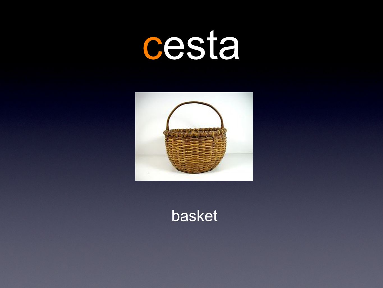 cesta basket