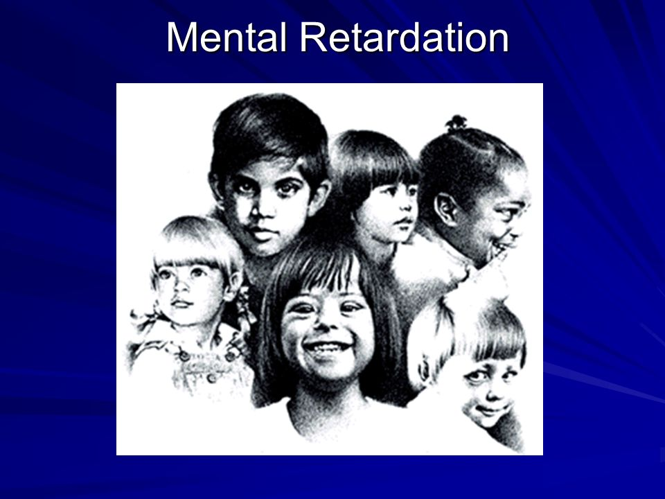 mild mental retardation If a kid has an intellectual disability, it means that he or she learns and develops more slowly than other kids at one time, intellectual disabilities were called mental retardation, but that term is not used as much anymore because it hurts people's feelings someone who has an intellectual.