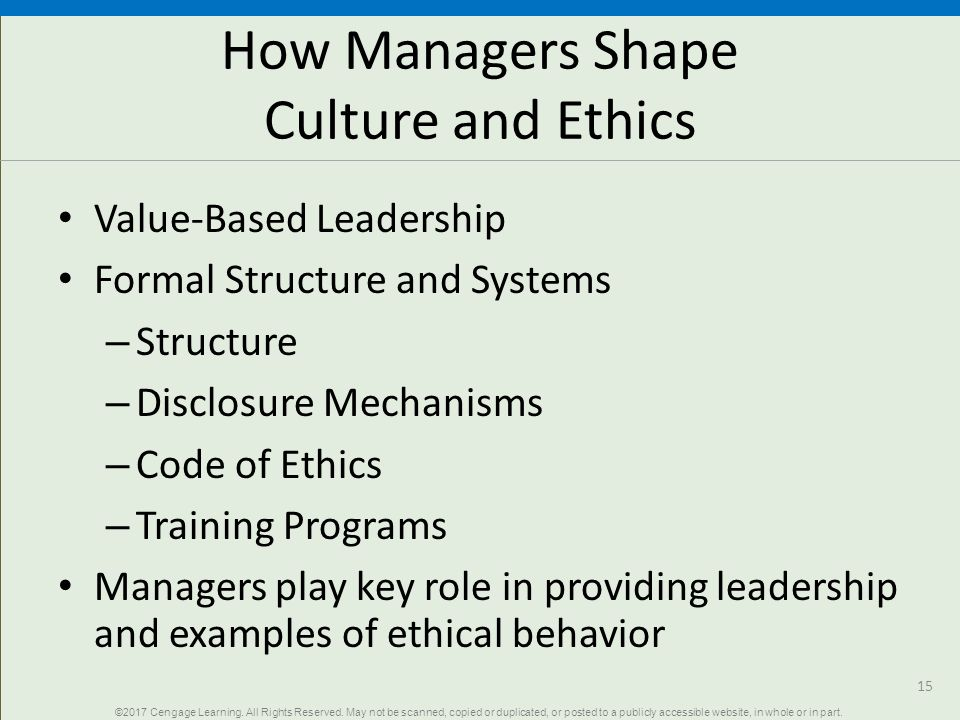 how does organizational culture affect ethics in a negotiation Power and politics in organizational life politics which cannot be ignored in the conscious deliberations which affect how power gets negotiation, consensus.