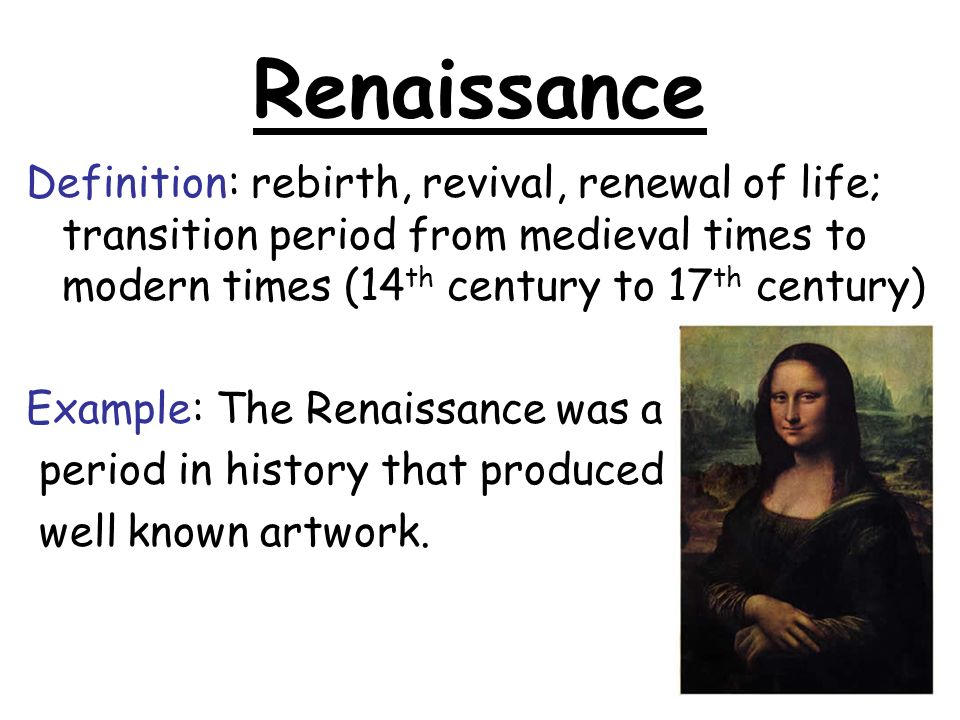 The Art of the Renaissance Essay