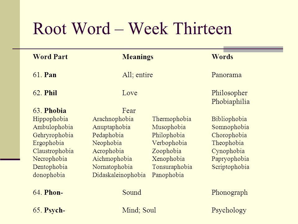 Greek Latin Word Parts Using Greek And Latin Word Parts