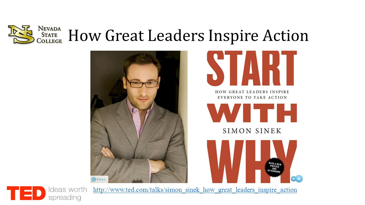 8 how great leaders inspire action
