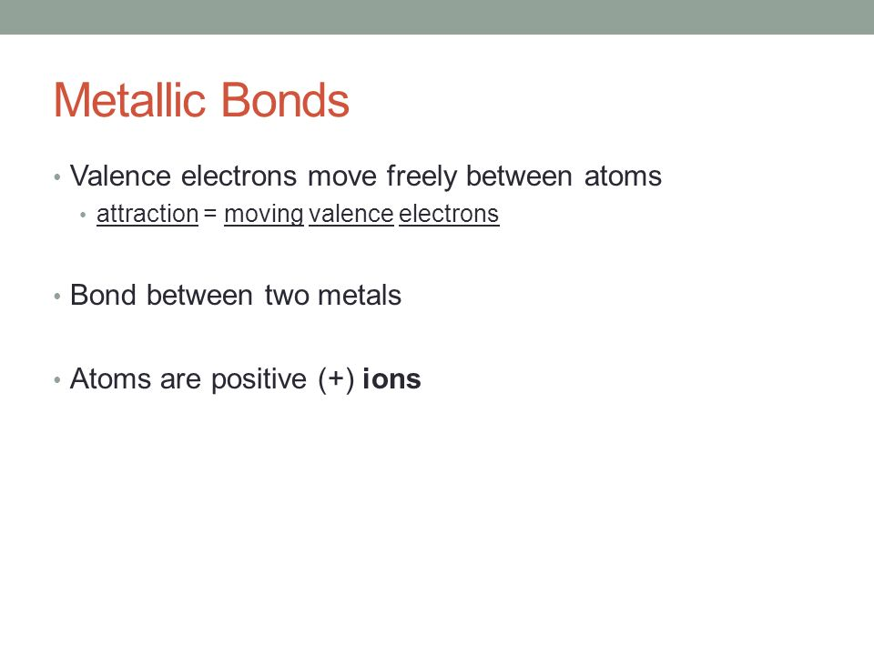 Bonds How does an ionic bond form? How does a covalent bond form ...