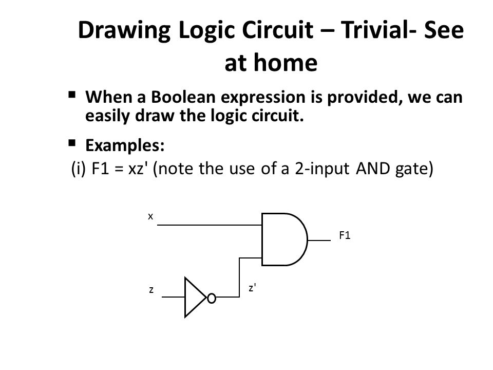 Beautiful Logic Circuit Online Adornment - Electrical Circuit ...