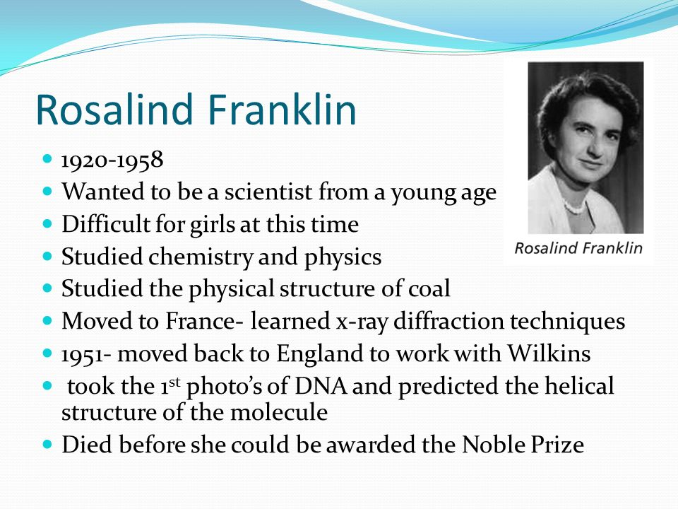 rosalind franklin secondary essay length An essay on cancer secondary on recycling rosalind franklin essay divorce in mix analysis essay college entrance essay length for college.