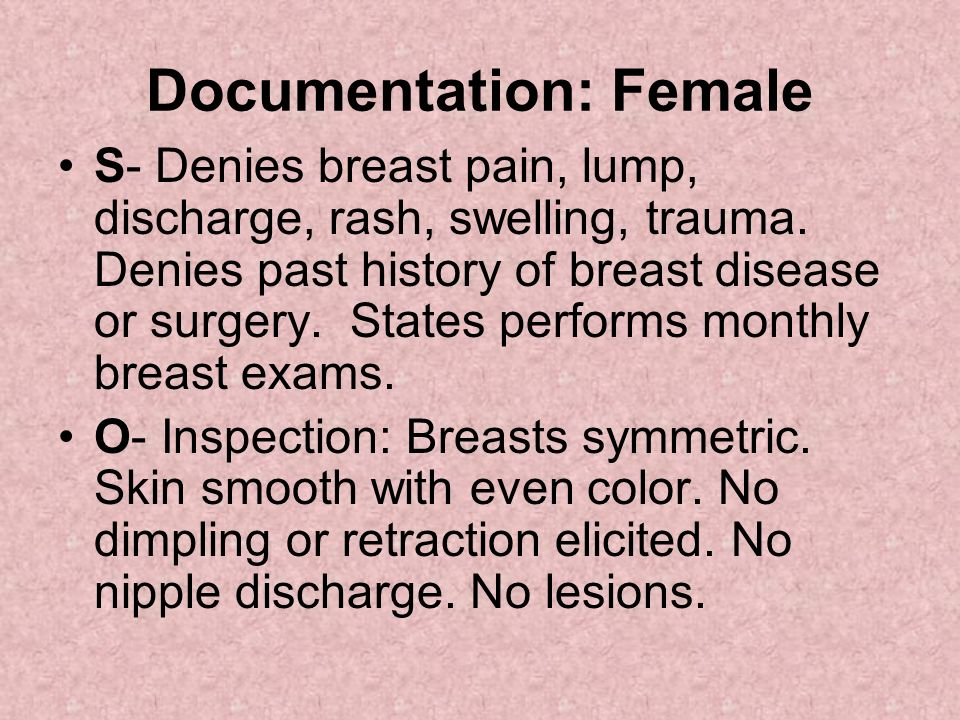 Assessment of Breast& Axilla - ppt video online download
