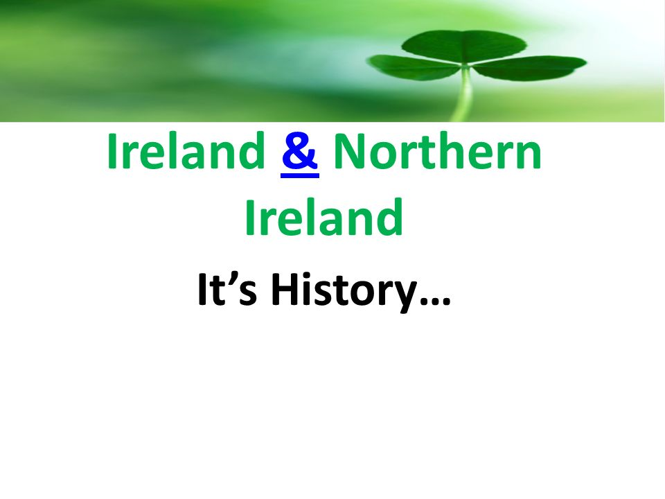 northern ireland essay questions