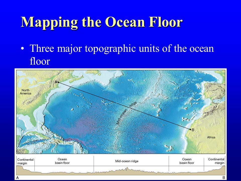 Mapping the ocean floor home design ideas and pictures for Atlantic ocean floor topography lab