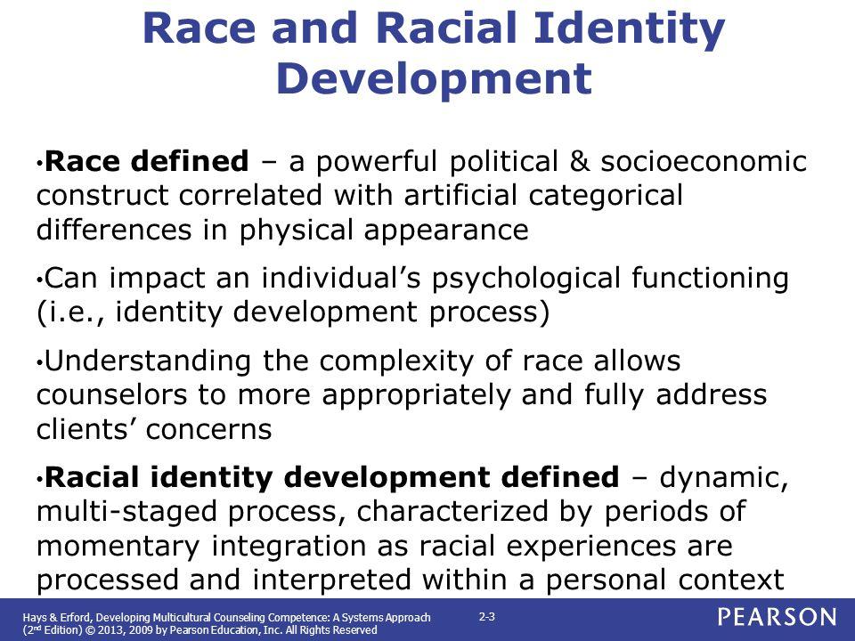 the identity development process of biracial individuals