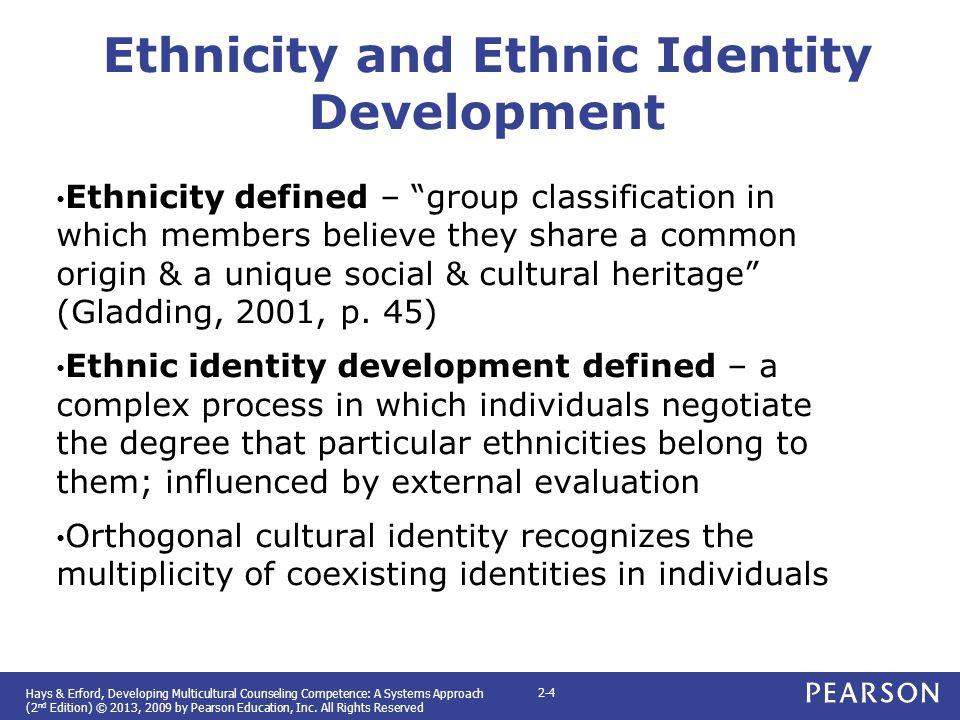 Racial Ethnic Identity Development 43
