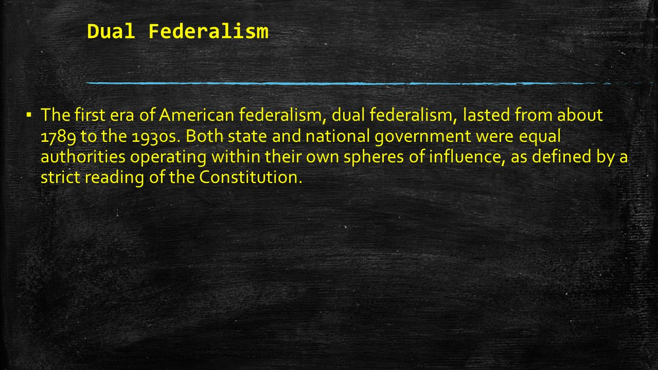 "SECTION 2 ""American Federalism Conflict and Change"" ppt video"