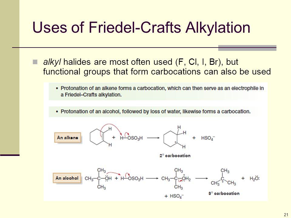 friedel crafts alkylation Mechanism, references and reaction samples of the friedel-crafts alkylation.