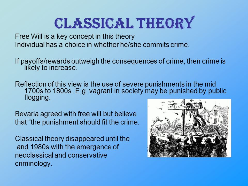 Positivist school (criminology)