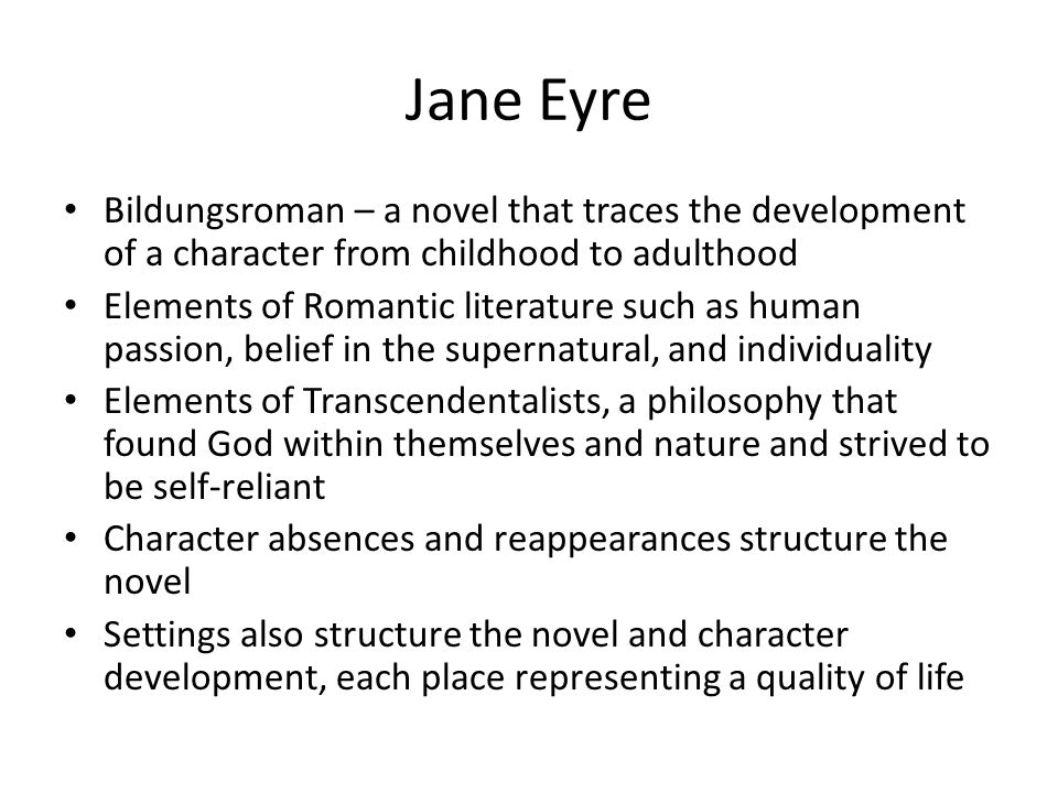 Jane eyre essay questions