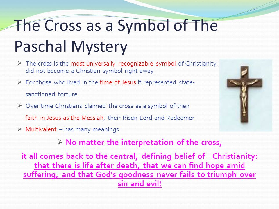 Unit 4 Living The Paschal Mystery Lesson 3 Life After Death