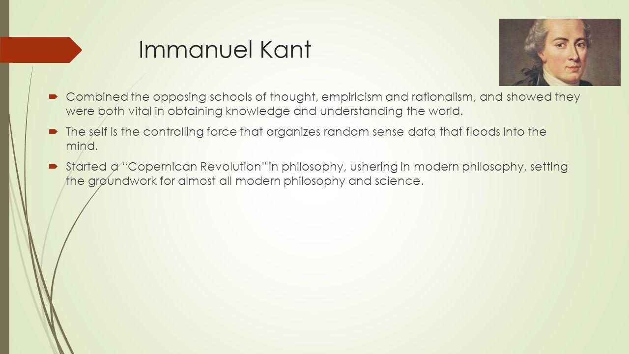 a comparison of the views of hume and kant on the nature of morality As a law, the categorical imperative forms an ideal and it is arguable whether kant intended to relate this noumenal sense of morality with the phenomenal realm of lawfulness emanating out of nature.