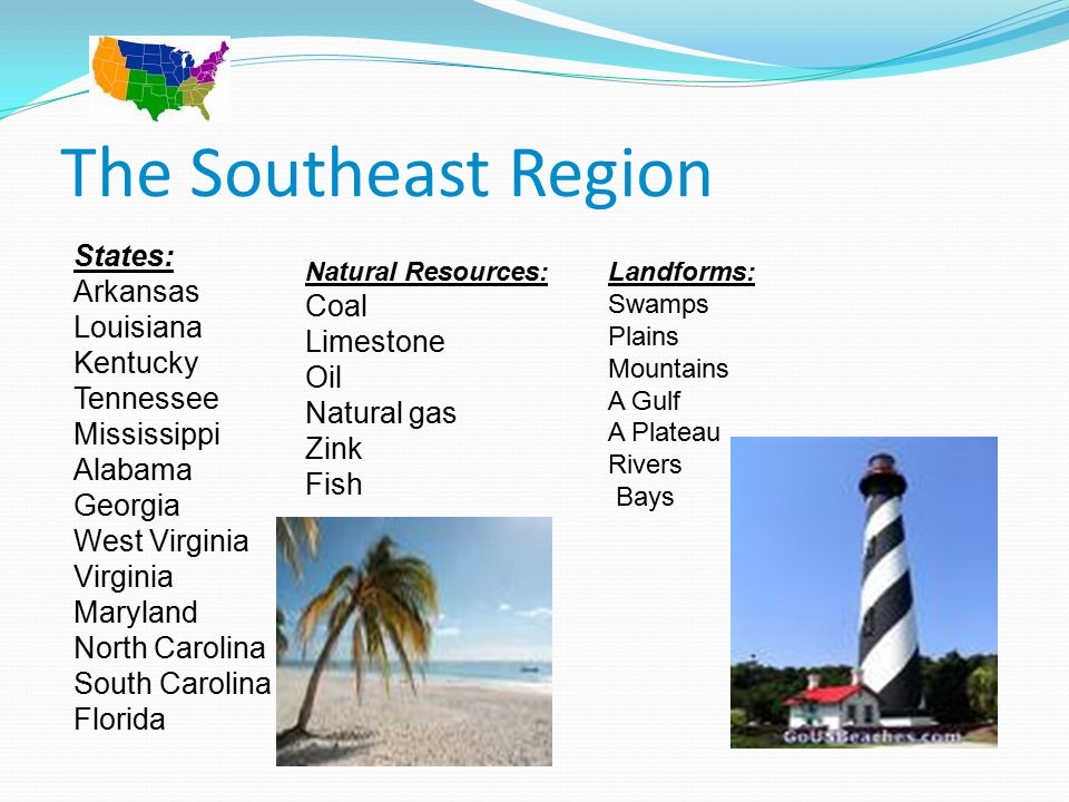 Natural Resources In Texas California And Louisiana