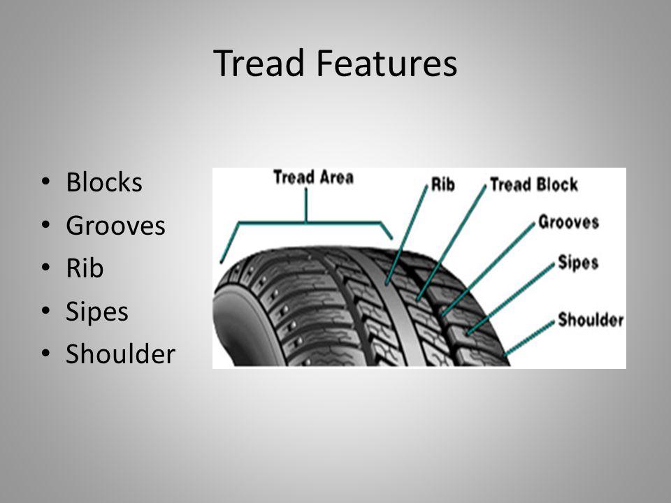 tire wear and tread design