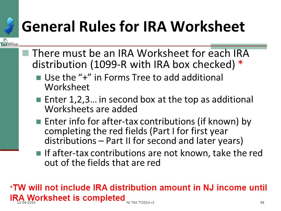 Roth Ira Worksheet - resultinfos