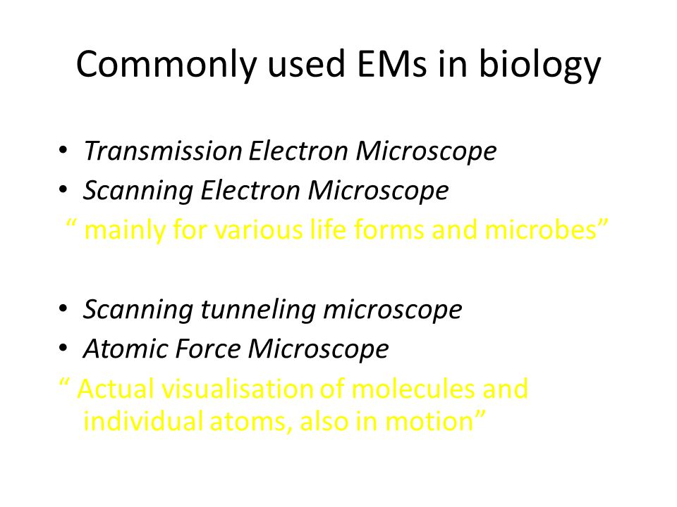the transmission electron microscopy biology essay One of those instruments is the scanning electron microscope (sem)  [tags:  microscope science biology history essays], 2872 words (82 pages), powerful.