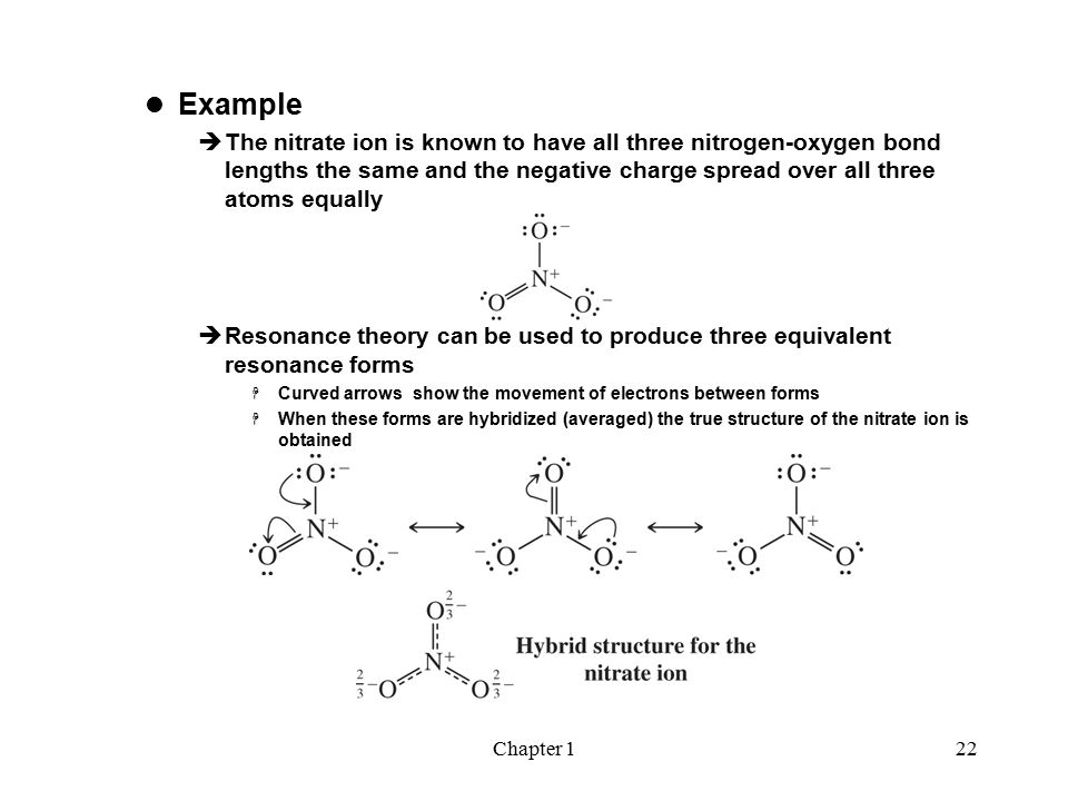Example The Nitrate Ion Is Known To Have All Three Nitrogen Oxygen Bond Lengths The Same And The Negative Charge Spread Over All Three Atoms Equally on Methane Lewis Dot Diagram