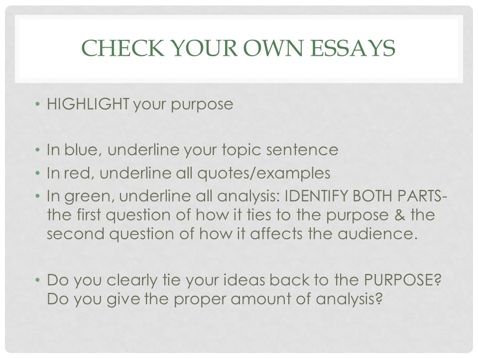 Writing An Introduction To An Essay Powerpoint