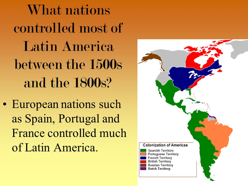 the history of independence of latin america in the 1800s