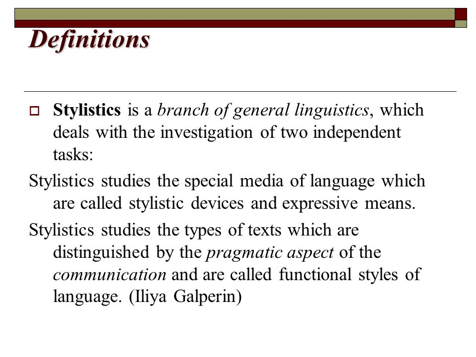 stylistic functions of grammar categories and Nadia nicoleta morăraşu the stylistic identity of english literary texts stylistic discourse categories stylistic functions of the parts.