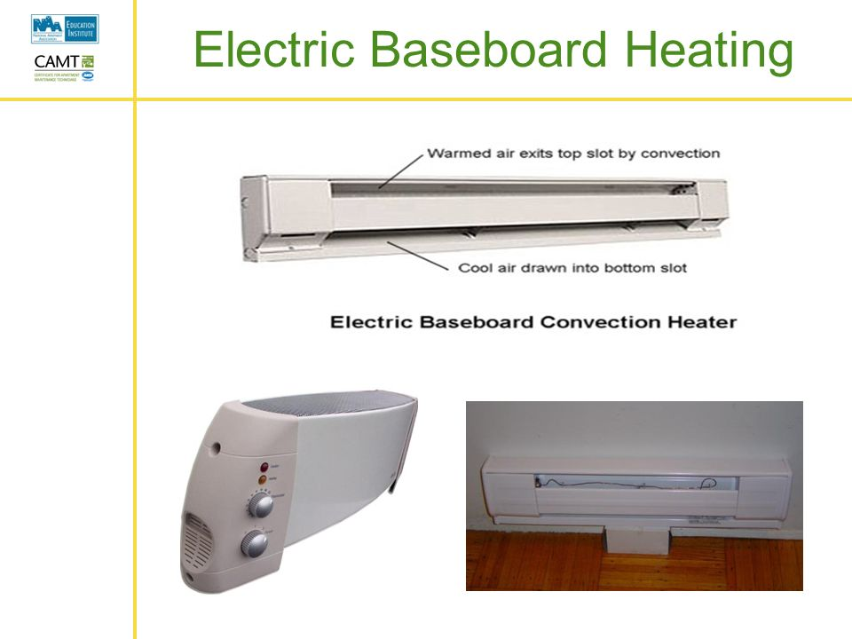 33 electric baseboard heating