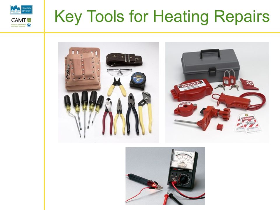 Heating Maintenance And Repair Ppt Video Online Download