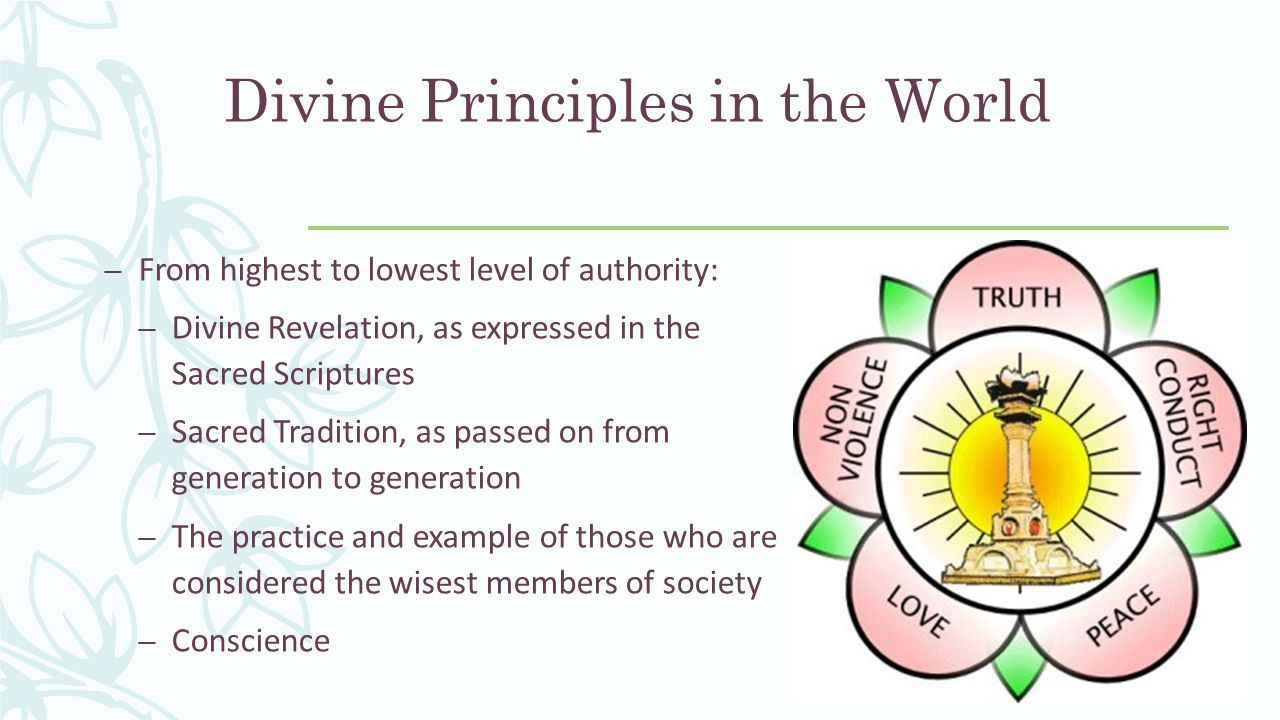 the principles of the hinduism in the world Written while savarkar was jailed in the andaman islands and subsequently in ratnagiri, and published in 1923, hindutva became the source of the principles that although it is true that vivekananda identifies the essence of hinduism with the vedanta tradition and, quite specifically, with the advaita world-view, he does.