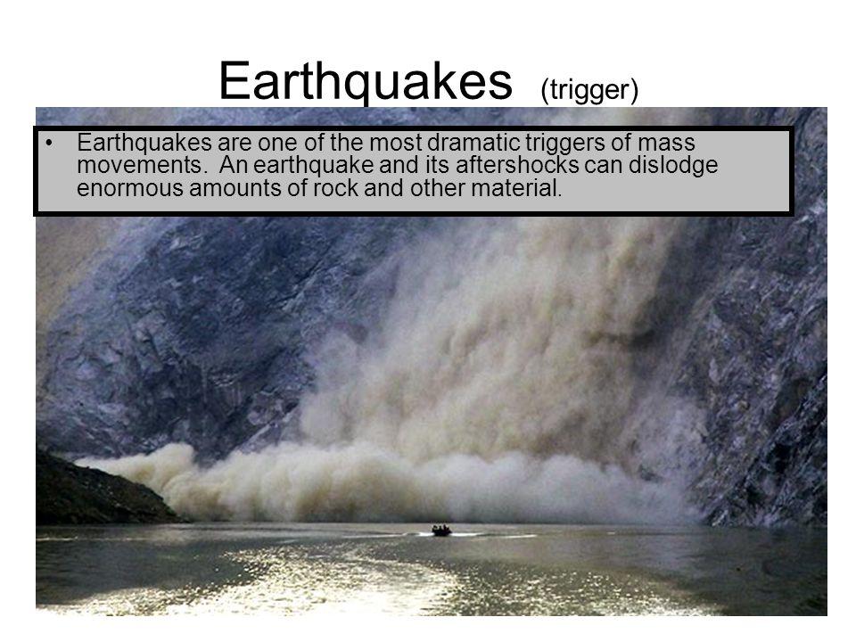 Earthquakes (trigger)