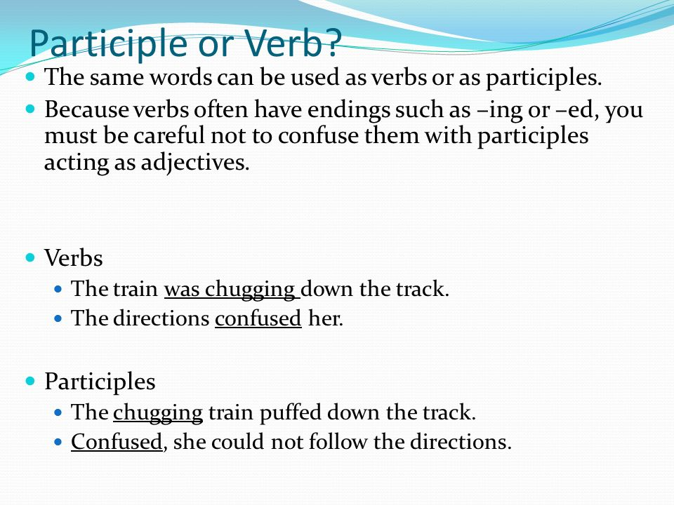 Phrases Prepositional Phrases Appositives Participles
