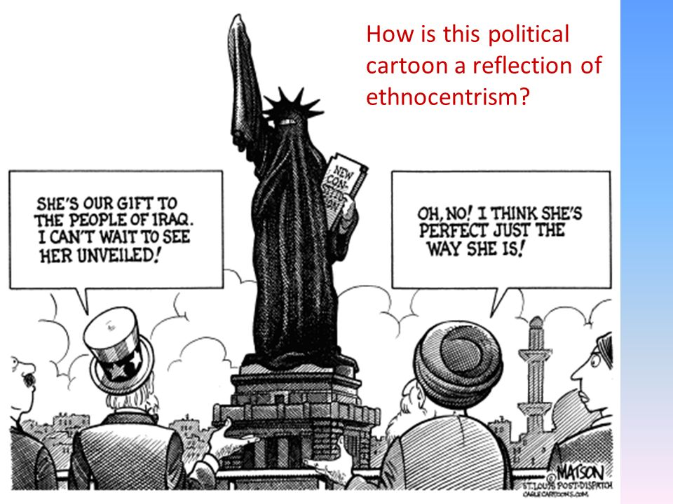 discuss ethnocentrism This paper discusses what ethnocentrism and  accurately begin to measure and discuss ethnocentrism  to ethnocentrism, stereotypes, and immigration in the .