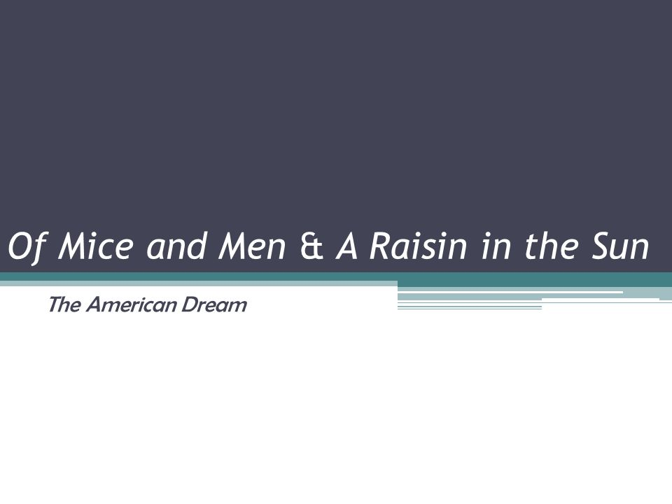 thesis statement dreams raisin sun American dream essay a raisin in the sun  a raisin in the sun background information - duration:  how to write a thesis statement for an analytical essay - duration:.