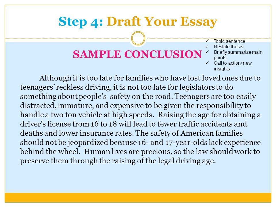 an essay on an experience of my traffic accident My collections my compositions blog my favourites create a free website powered by.