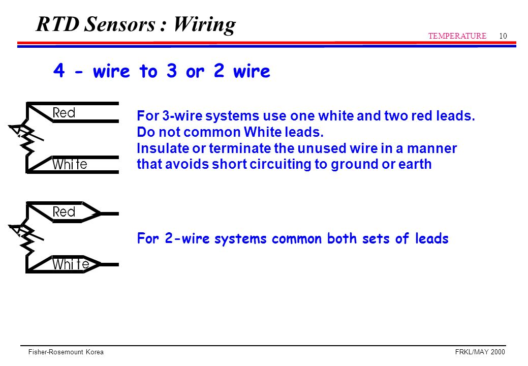 Charming 2wire Rtd Circuits Images - Electrical Circuit Diagram ...