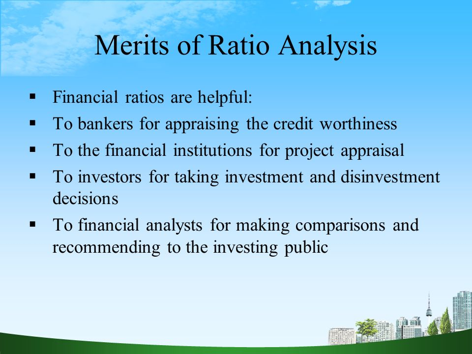Corporate Credit Analysis: