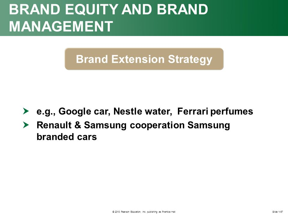 Product & Brand Strategy