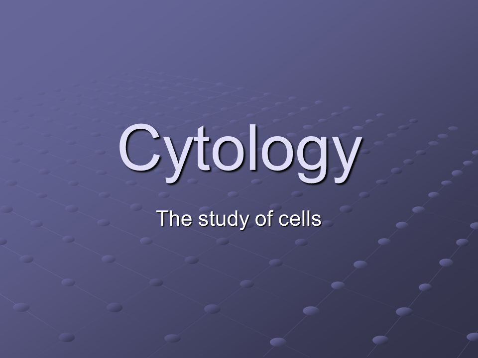 Cells Powerpoint Presentation - SlideShare