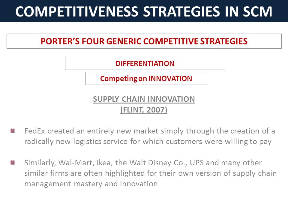 porter generic strategy of walt disney Explanation of disney's success to understand how disney could be and still is so successful i will start by using porter's five forces that shape strategy (1979) porter distinguishes five forces that explain the competitive power in an industry.
