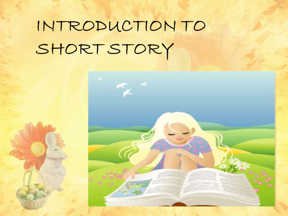 2 general types of short story Bring out the form of a collection by assigning headings of the type american  fictionb20th century short stories, american epistolary fiction etc, as in the   novels of other english-language literatures 2 general principles.