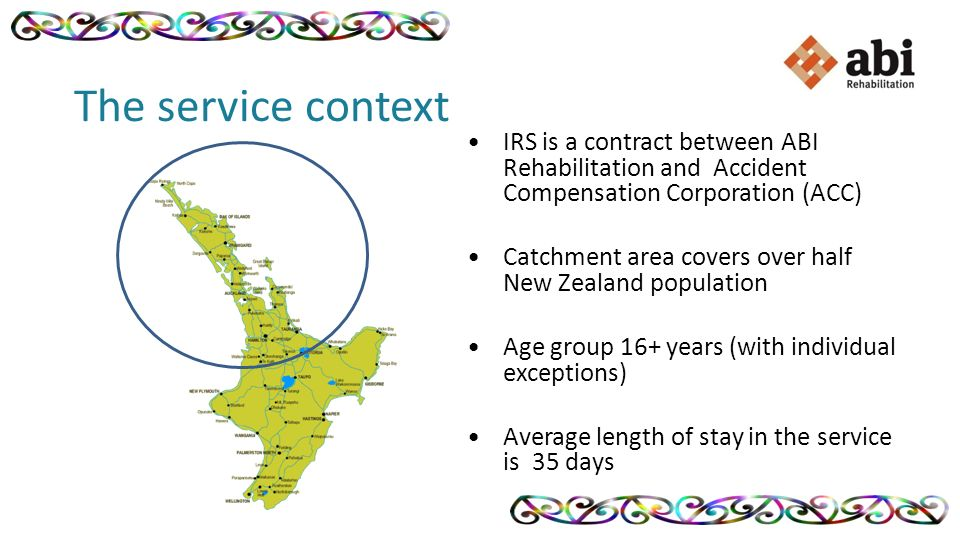 individual rehabilitation services irs Individual rehabilitation services (irs) case  the company is providing custom writing and research services to its clients for limited use only as provided in its.