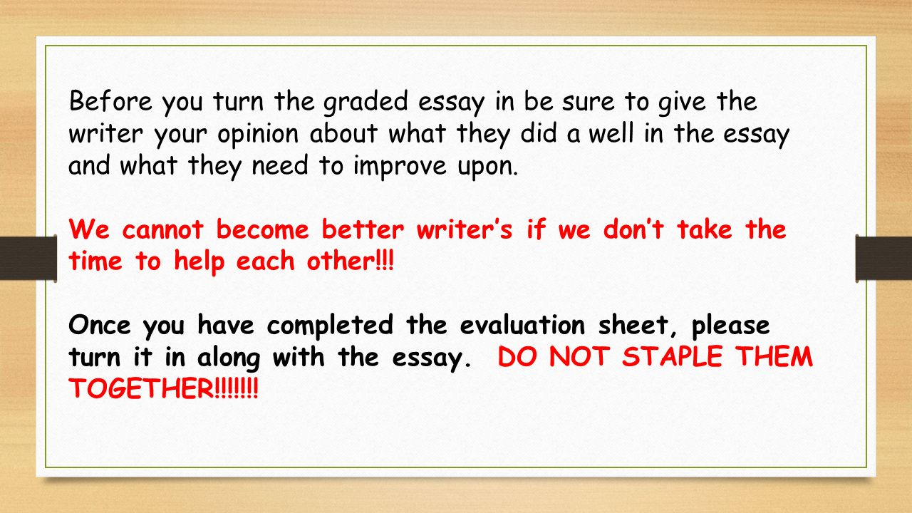 turn it in essays Non-plagiarized essay they say that 'imitation is the highest form of flattery', and this may be true  if you are caught doing this act, you can be punished by the law that is why it is crucial to turn in only non-plagiarized essays order a custom-written paper of high quality plagiarism-free guarantee professional writers only.