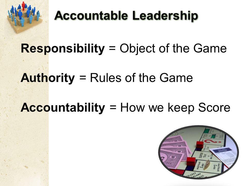 accountable leadership Jeff mole says muskoka deserves honest and accountable leadership news sep 14, 2018 by agatha farmer gravenhurst banner jeff mole is seeking a seat in.